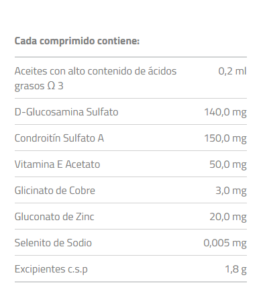 Gerioox Labyes Caja x 30 Comprimidos